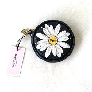 Juicy Couture Daisy Coin Purse